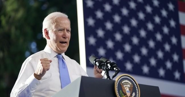 UFOs Rescue Biden