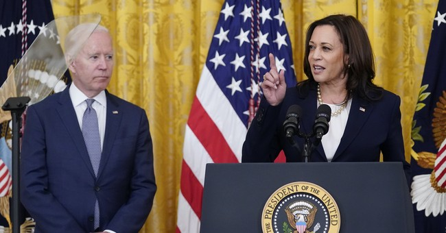 Is This Why Kamala Was AWOL When Biden Addressed the Collapse of Afghanistan?