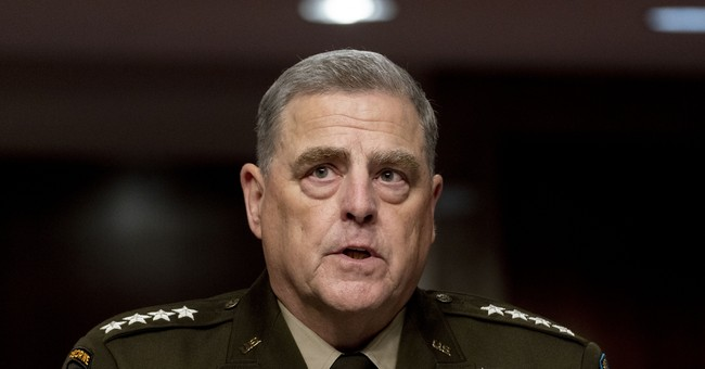 GOP Senator Calls on Biden to Dismiss General Milley