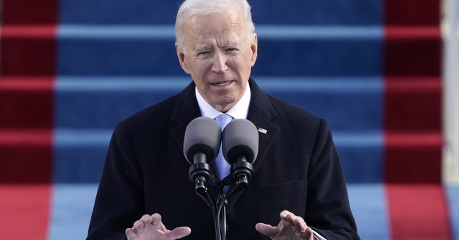 Biden's 2021 COVID-19 Bill Costs More Than Entire 1981 Federal Government