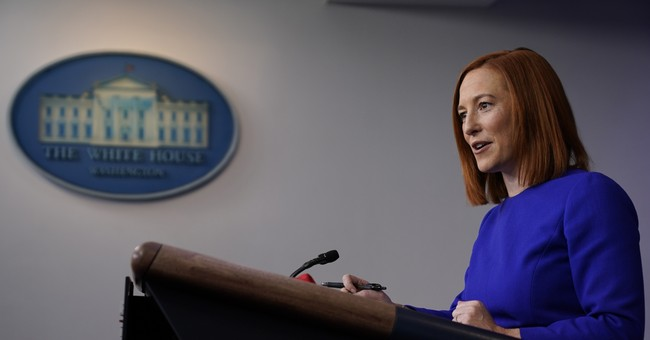Psaki Blasted Over 'Disgraceful' Comment About Sixth Military Branch