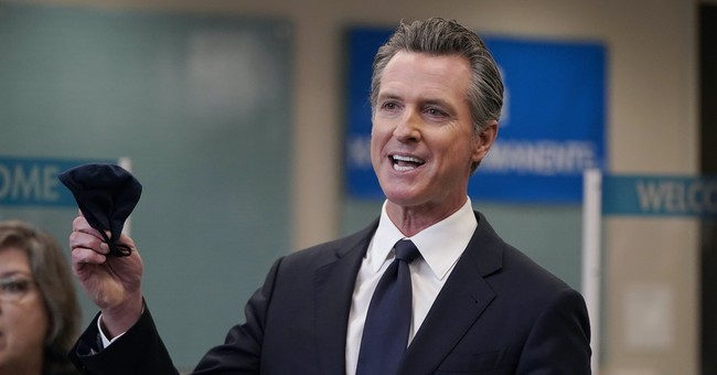California's Democrat Machine Protects Newsom from Defeat