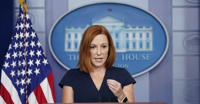 Psaki Responds to Calls for Biden to Resign