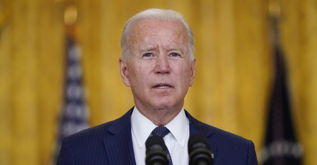 Biden's Chaotic Afghan Exit Just Took Another Bad Turn