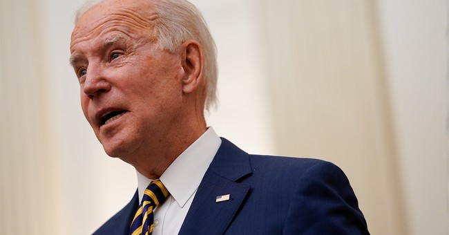 Biden Claimed He Was Once Arrested for Trespassing at Capitol, in Senate Chamber