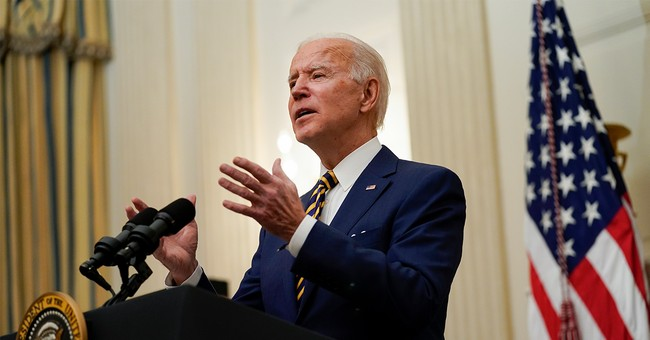 Joe Biden Signals His Cowardice Isn't Going Away, and It's Going to Cause Lasting Damage