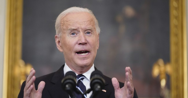 Biden's Tyrannical Vaccine Mandate Could Be Summed Up in Four Words