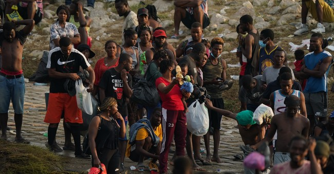 More Haitian Migrants Are Headed to the Border. How Can the Biden Admin Avoid Another Del Rio Debacle?