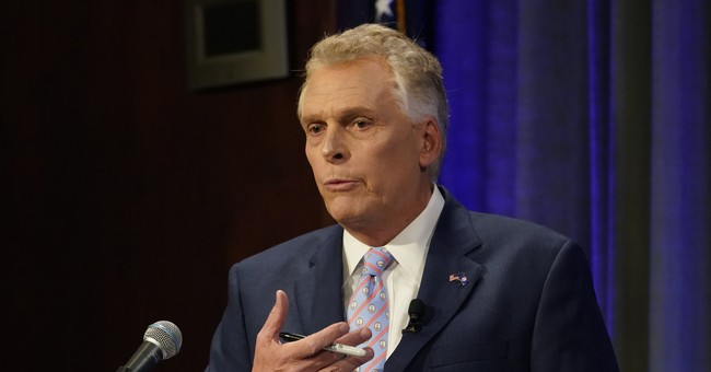 Tuesday Was a Very Busy Day for Terry McAuliffe and His Education Plan
