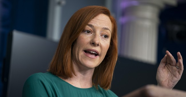 Jen Psaki Finally Answers a Question, But Her Response Shows Why She Normally Evades Them