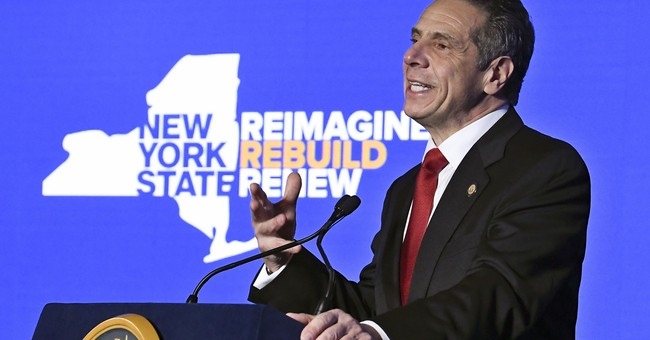Why Is the Activist Media Turning on Gov. Andrew Cuomo?