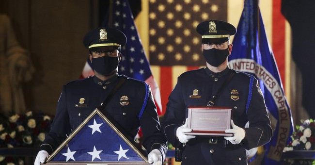 NYT Subtly Corrects Reporting on the Death of Capitol Police Officer Brian Sicknick