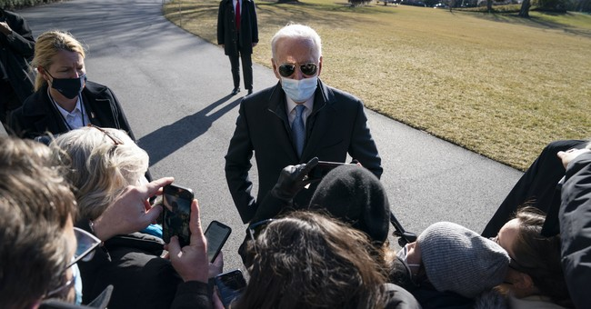 The Warm Ties Between the Press and DC Have Already Returned Under Biden