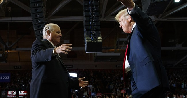 President Trump Mourns Rush Limbaugh: 'He Loved This Country So Much'