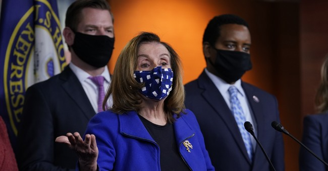 Speaker Pelosi's 'For the People Act' is Really For the Politicians