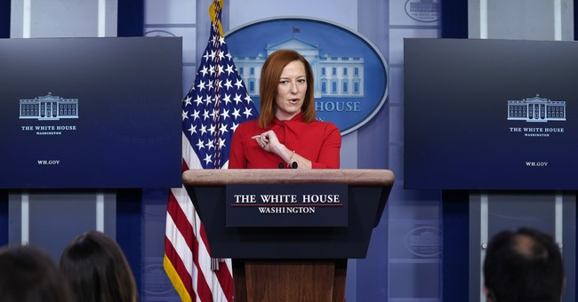 'Context:' Let's Circle Back to Psaki's Excuse for Biden Praising Andrew Cuomo on COVID Leadership