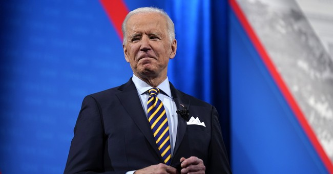Biden Traces the Threat of White Supremacy… Back to 'Former Military, Former Police'