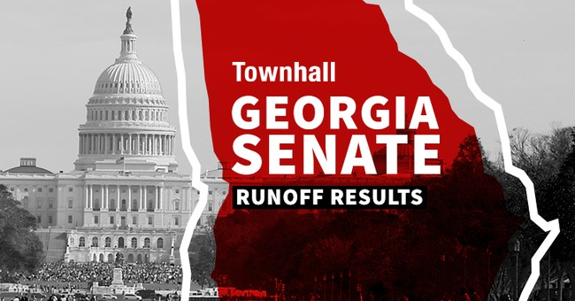 Live Results: Georgia Runoff Elections