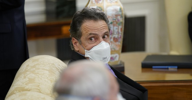 Cuomo's Worst Day In The Coronavirus Pandemic
