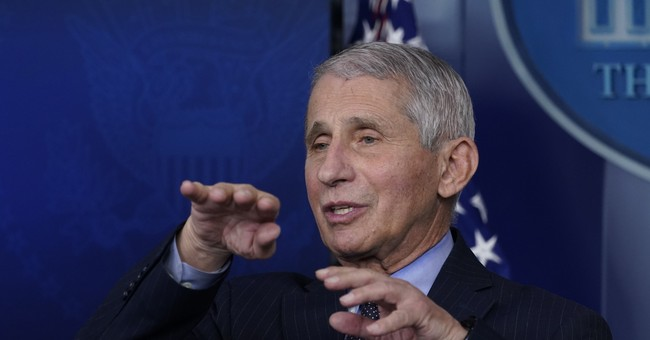Fauci: So, The Six Foot Rule May Not Be Necessary