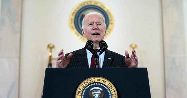 Biden's First Primetime Address Announced. Here's What He'll Discuss.