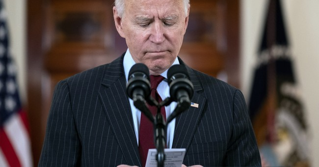 Why Biden Is About to Eat His 'Neanderthal' Remarks Regarding States Rolling Back COVID Protocols