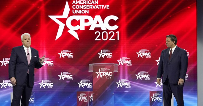 CPAC Update: The Party of the People
