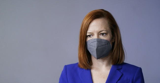 Psaki Explains What Role the Feds Will Play in Producing a 'Vaccine Passport'