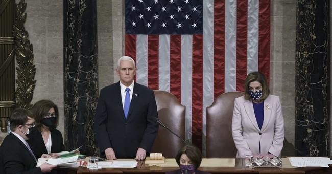 Nancy Pelosi Joins Democratic Chorus Who Want to Invoke the 25th Amendment to Remove Trump