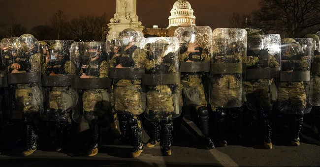 Why Is The Guard Still in D.C.: Pentagon Finally Talks About the 'Threat,' That Only Raises More Questions