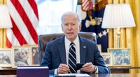 As Domestic and Foreign Crises Rage, Biden Called an Early Lid