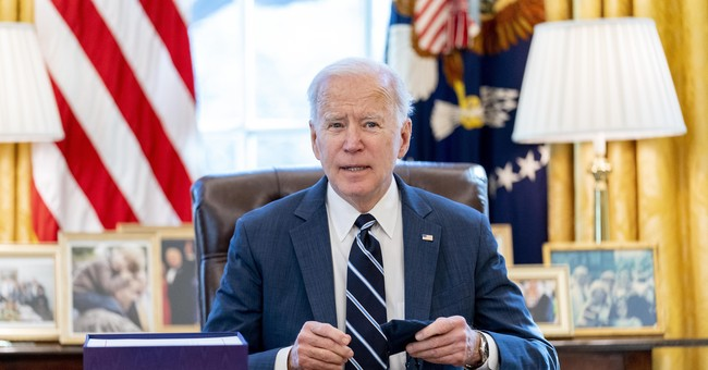 Biden Finally Admits There's a Crisis at the Border, But for Typical Biden Reasons