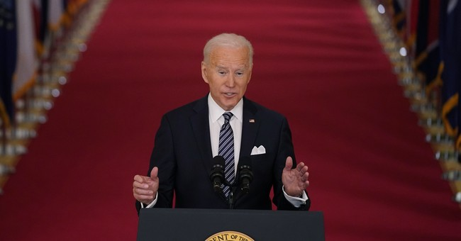 Biden's Mental Decline Is a Democratic Strategy Not a Democratic Problem
