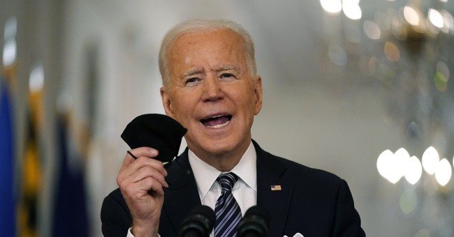 In First Major Speech, Biden Lectures Americans About What They 'Can and Cannot Do'