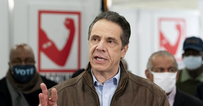 The One Figure That Explains Why Cuomo's Political Career Isn't in Total Ruins Over COVID Nursing Home Fiasco