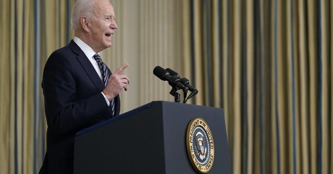What Explains Biden's Chameleonlike Transformation?