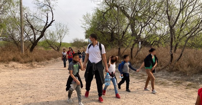 Biden Border Crisis Numbers Explode—Worst in 21 Years—and They're Still Increasing