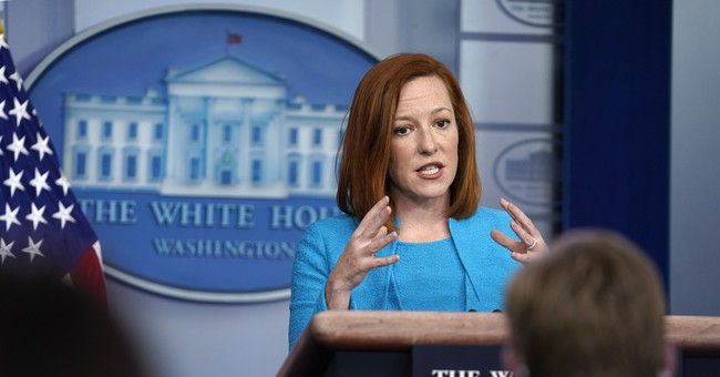 Jen Psaki Takes Issue with Reporter Who Dares to Ask About Boycotting Beijing Olympics