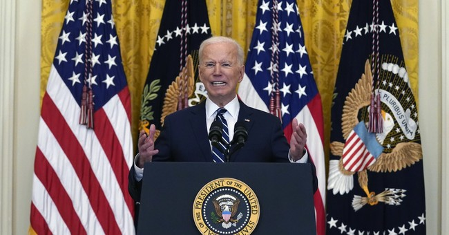 Biden: The Filibuster Is a Jim Crow Relic, and GOP 'Voter Suppression' Laws Are Worse Than Jim Crow