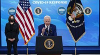 Joe Biden Reportedly Having Trouble Keeping Up with Everyone Else at G-7 Summit