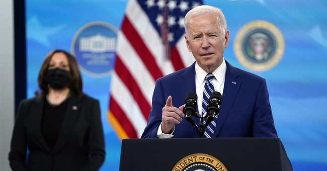 Biden Scolds Americans for Acting Like They Have Freedom