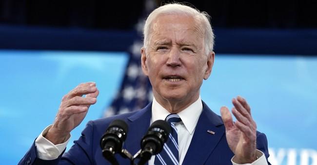 Joe Biden's 'Infrastructure' Plan Sure Talks About 'Equity' A Lot
