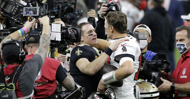 Where Drew Brees and Tom Brady Will Meet Next...But It'll Be Awhile