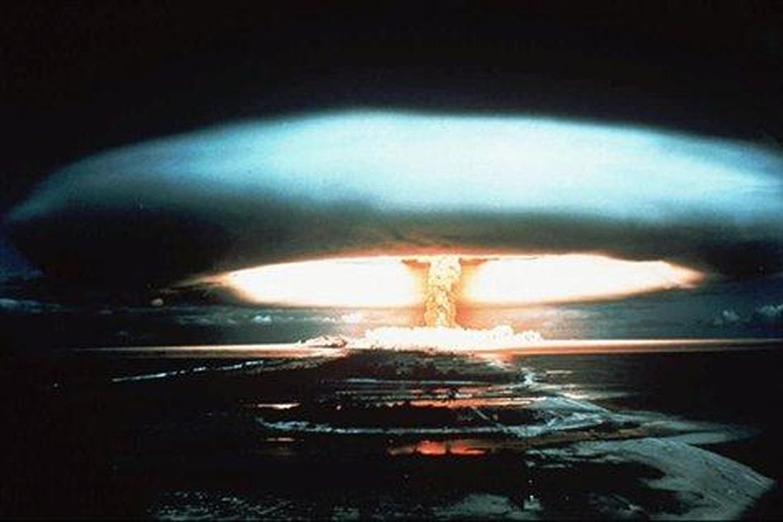 White House Discussing Possible Resumption of Nuclear Testing