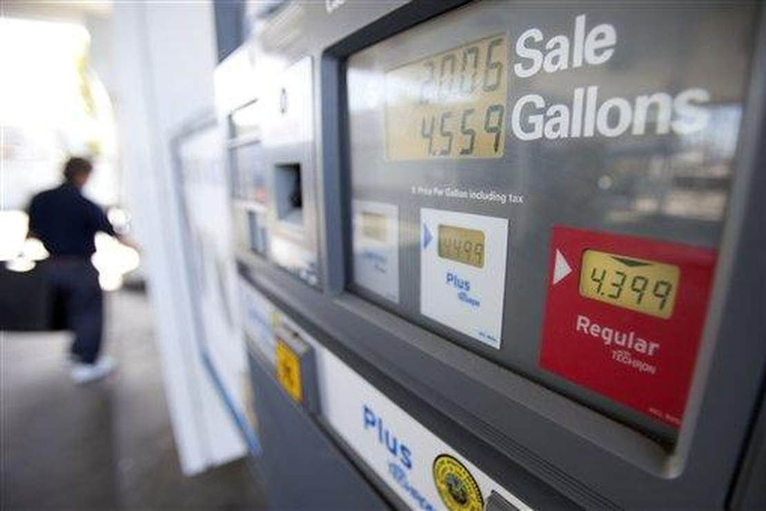 Trump Was Right: Gas Is at $2.75 a Gallon and Projected to Go Nowhere But Up