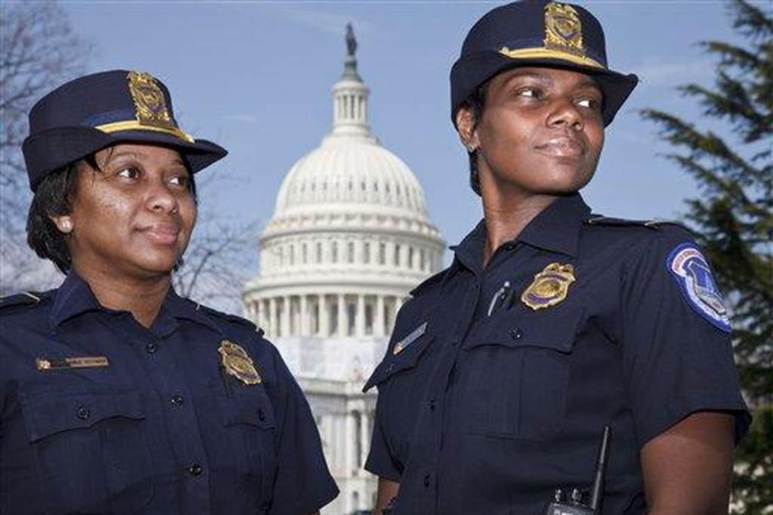 BLM vs. Black Police Chiefs