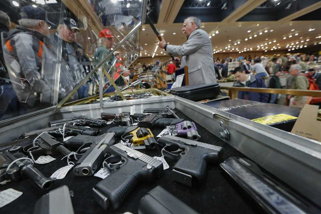 Addressing Violence With Trampling On Gun Rights – Bearing Arms