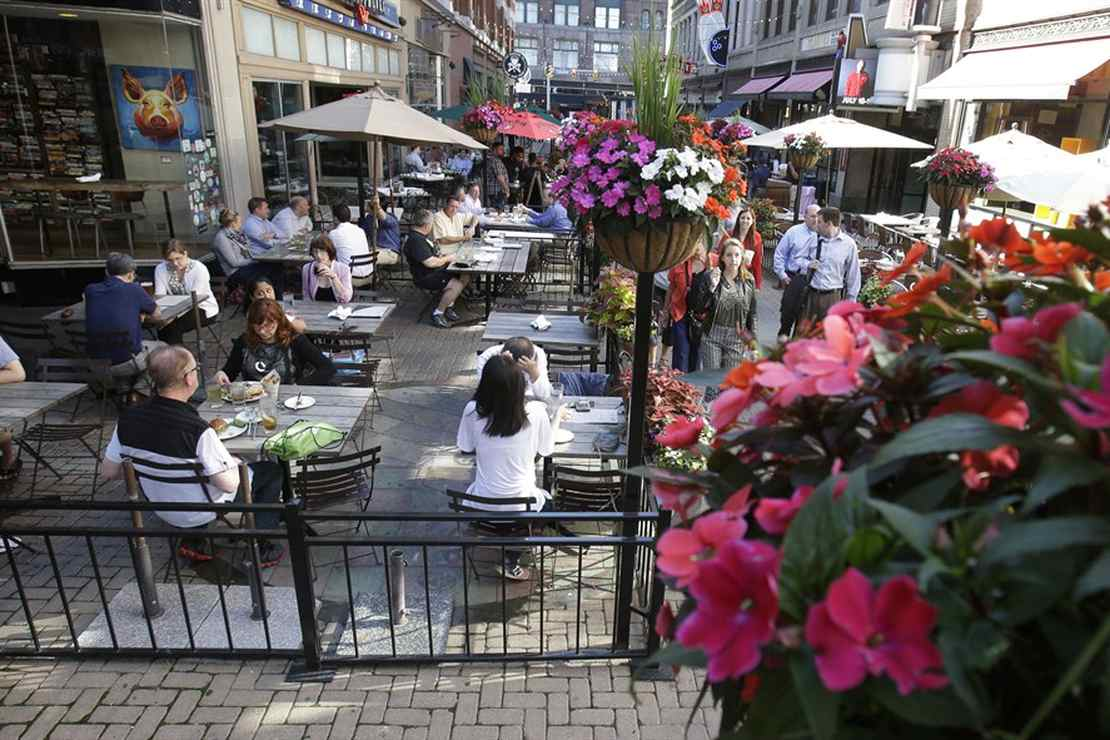 New Yorkers not wild about rats attracted by permanent outdoor dining – HotAir