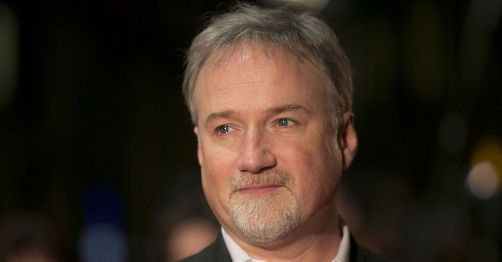 HOLD FOR STORY - FILE - In this Jan. 13, 2013 file photo, director David Fincher arrives on the red carpet for the Netflix UK Premiere of 'House of Cards' at a Leicester Square cinema i