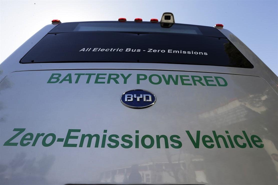 Philadelphia's electric bus fleet has disappeared – HotAir